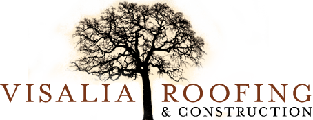 Visalia Roofing & Construction Logo