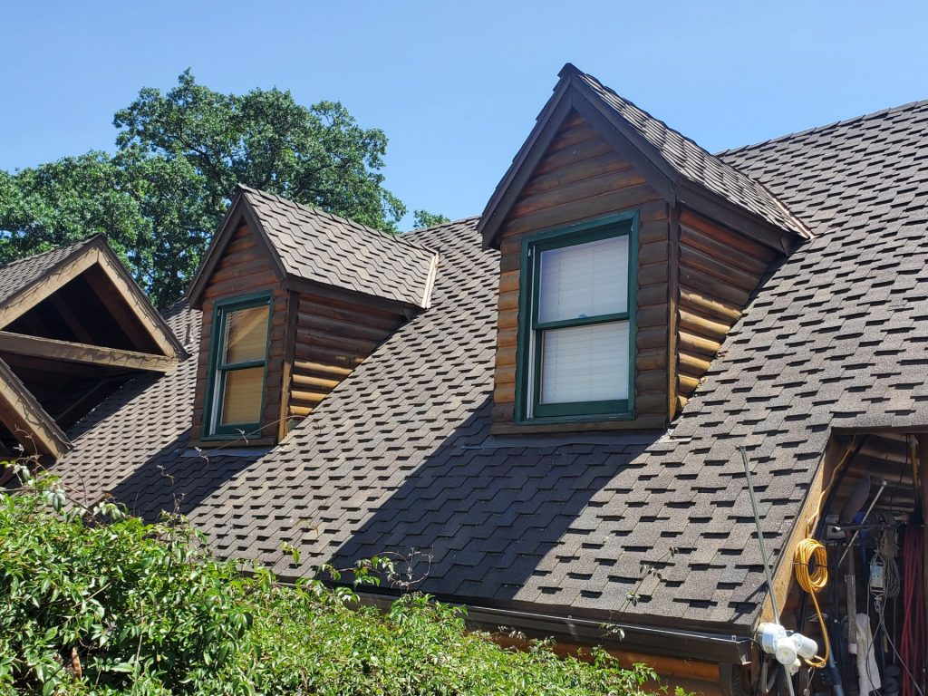 Close up Roofing in Lemon Cove