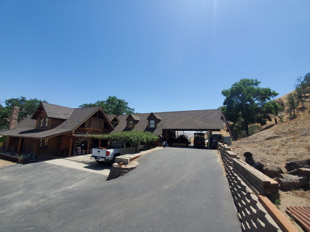 Panoramic of Roofing