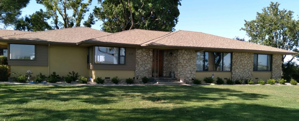 Home with New Composite Roofing, Hanford, CA